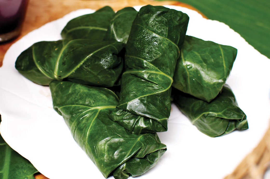 Lau Lau Recipe