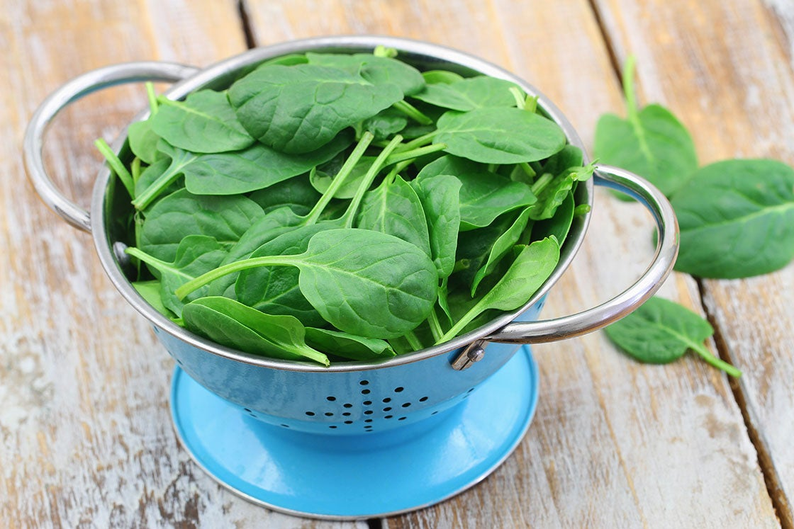 Nutrition Face Off Raw Vs Cooked Spinach