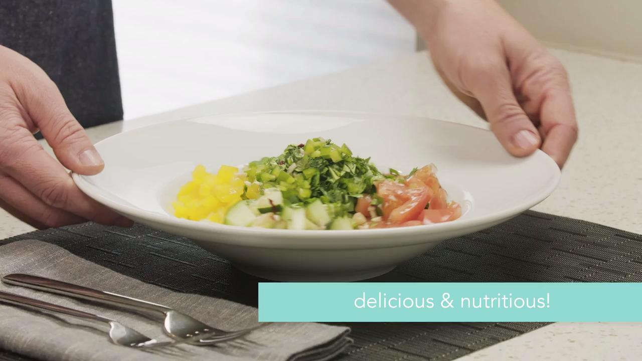 Quinoa recipe from Christie Brinkley