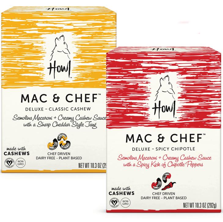 how mac and chef vegan Mac and cheese